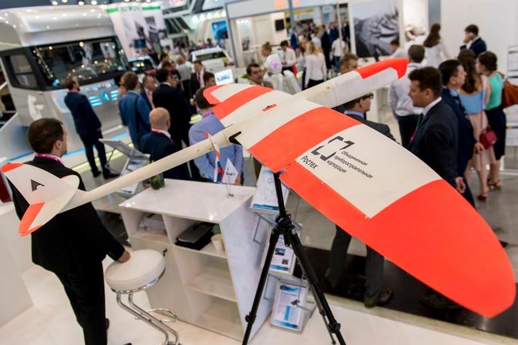 Российские специалисты представили первый отечественный 3D-печатный беспилотник