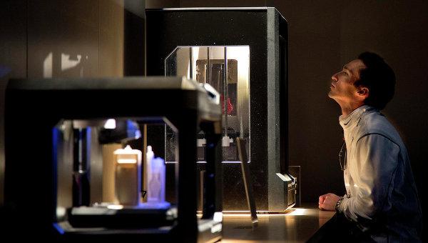 Российские учёные разрабатывают собственные полимеры для 3D-печати
