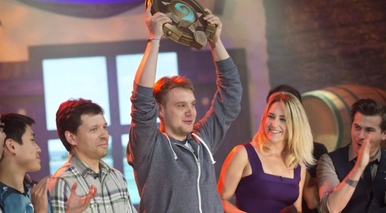 Российский киберспортсмен выиграл $60 тыс. на багамском чемпионате по Hearthstone