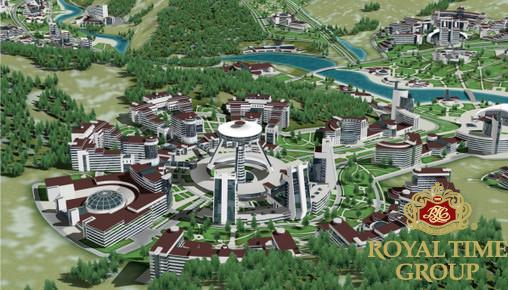 «Роял Тайм Групп» построит игорный комплекс в «Сибирской монете»