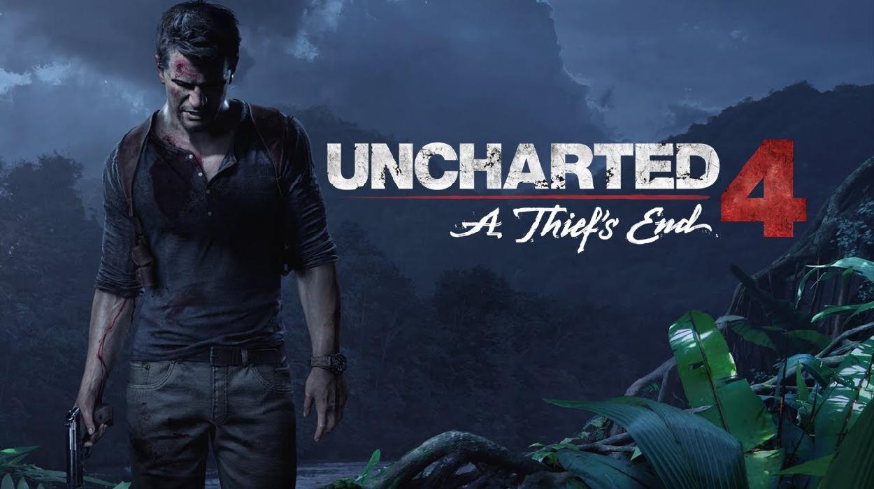 Розробники гри Uncharted 4  перенесли реліз на місяць