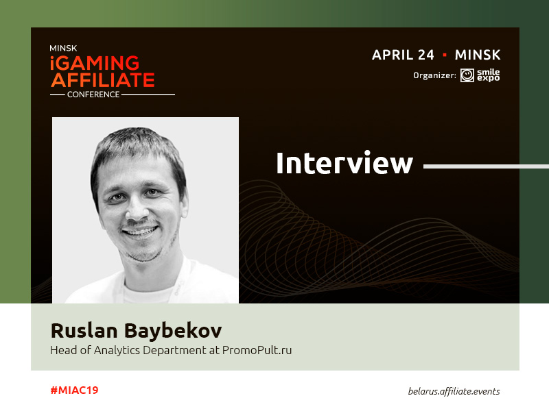 Ruslan Baybekov: Traffic generation algorithms are creativity, their implementation is routine