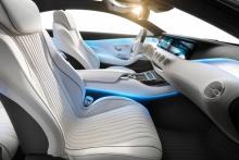 Салоны новых Mercedes-Benz будут «печатать» на 3D-принтере