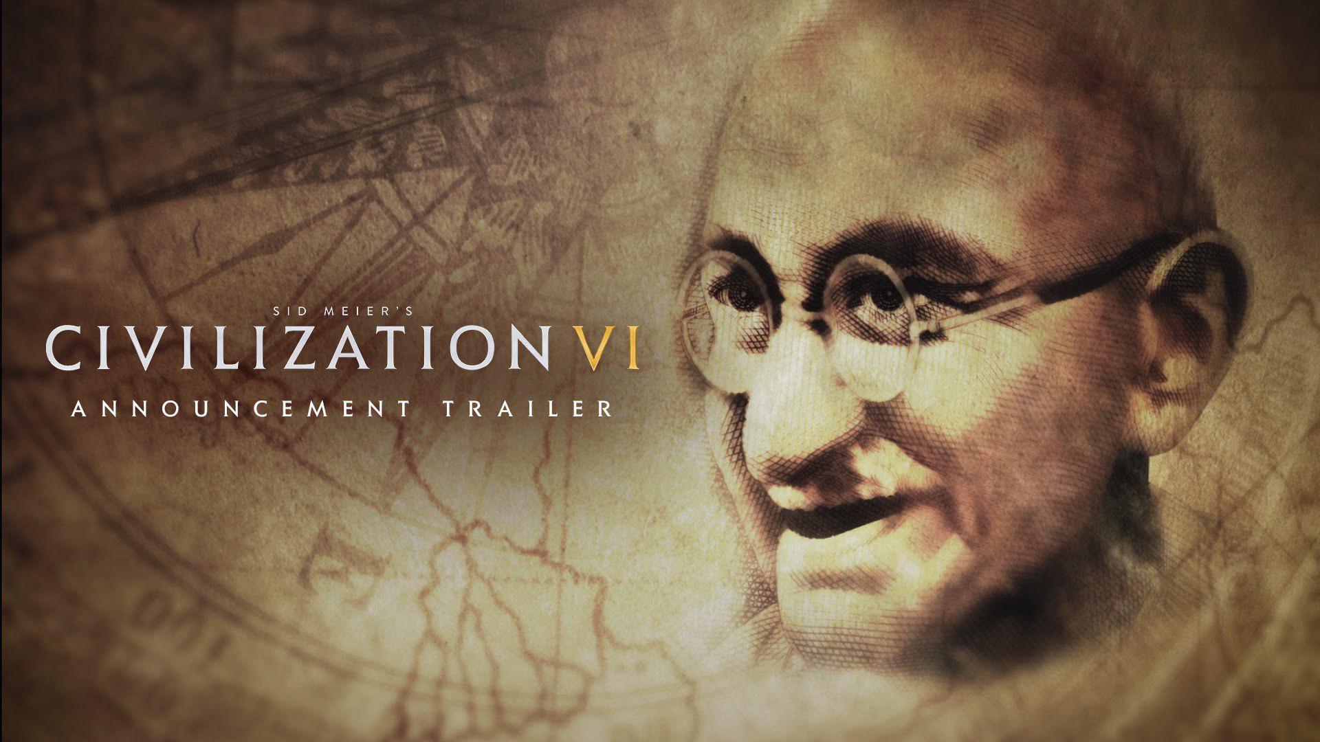 Самая ожидаемая стратегия года – Civilization VI – вышла!