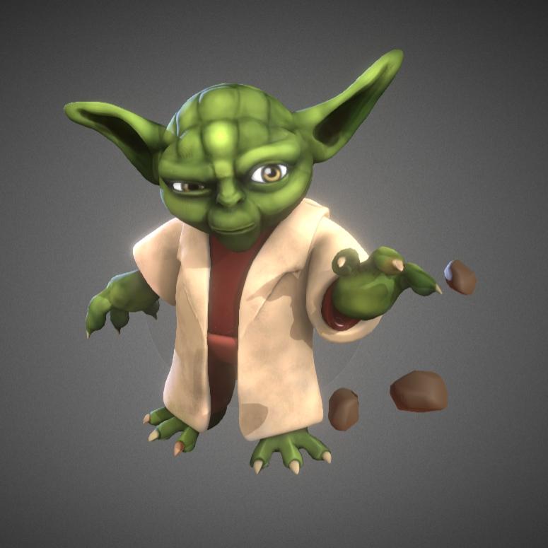 Самая популярная модель недели для 3D-печати: мастер Йода