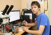 Самостоятельно 3D-принтер собрали студенты ИрГТУ в Иркутске