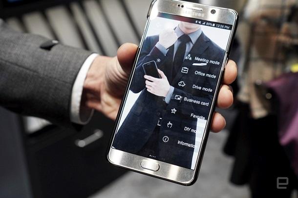 Samsung выпустила первую линию умной одежды
