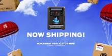 MakerBot Replicator Mini | Early Orders Start Shipping Today!