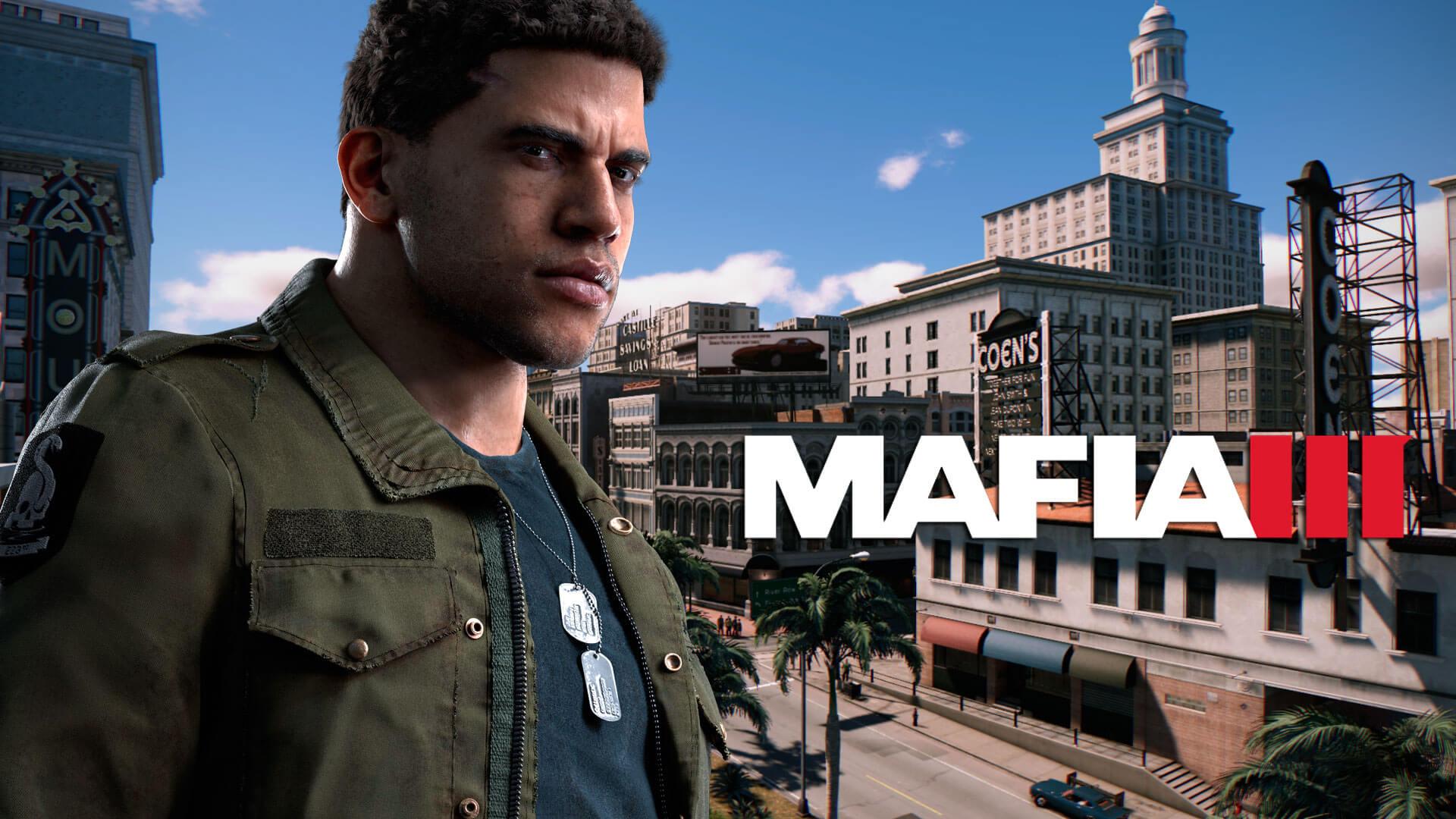 Сегодня официальный релиз игры «Мафия 3»!