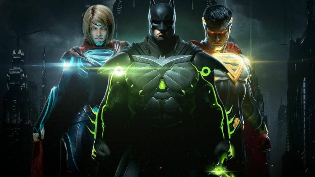Сьогодні в Steam стартує відкрите бета-тестування Injustice 2 на ПК