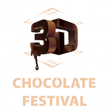 Chocolate ink – there is more than enough to go round! Chocolate Festival at 3D Print Expo
