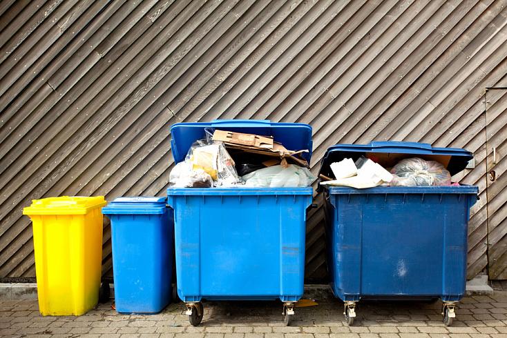 Системы управления сбором мусора снижают расходы коммунальных служб на 40%