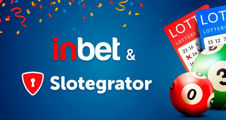 Slotegrator начал сотрудничать с компанией InBet