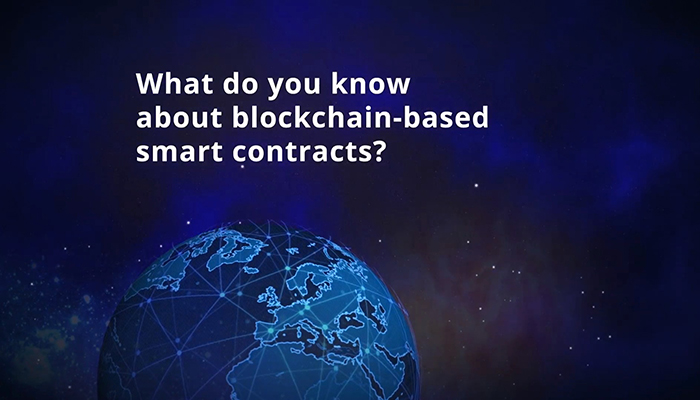 Smart contracts: what are they and why do we need them? VIDEO
