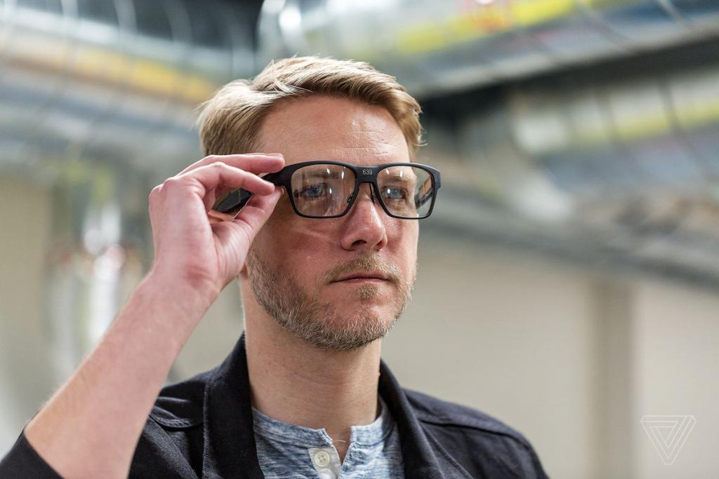 Смарт-очки Vaunt от Intel – многофункциональный гаджет со стандартным видом