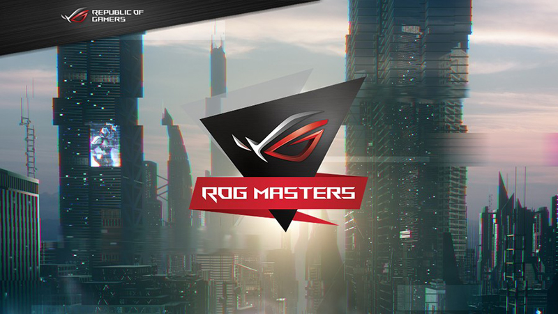 CIS teams are winners of ROG Masters 2017