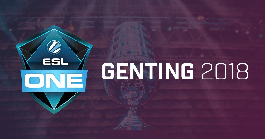 СНД-команди з Dota 2 починають битву за слот на ESL One Genting 2018