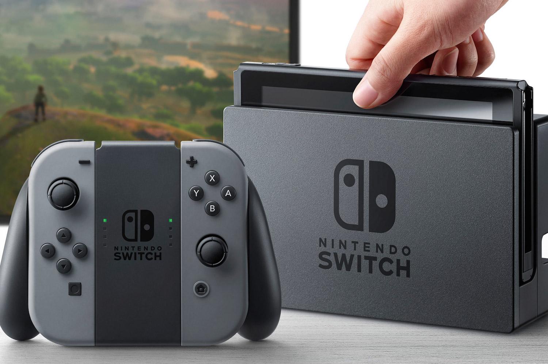 Состоялась официальная презентация приставки Nintendo Switch