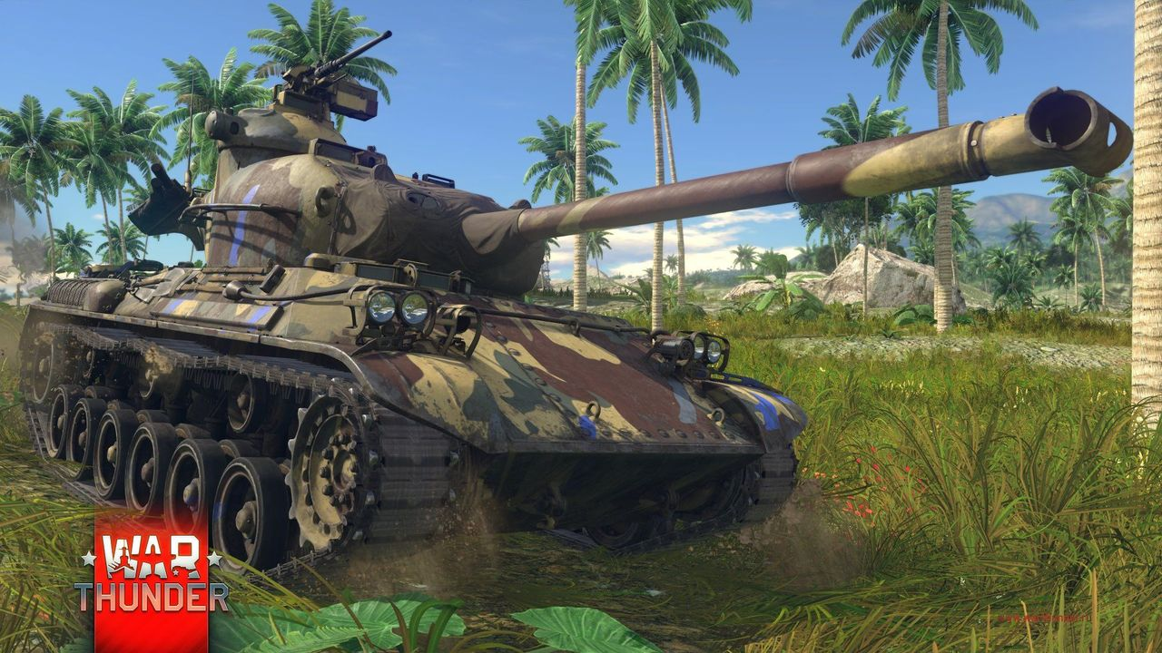 Состоялся релиз онлайн-игры War Thunder