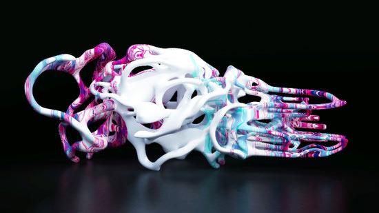 Сотрудничество Stratasys и Adobe в сфере цветной 3D-печати