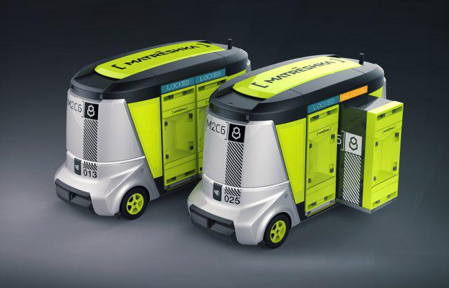 Современный умный автобус – какой он?