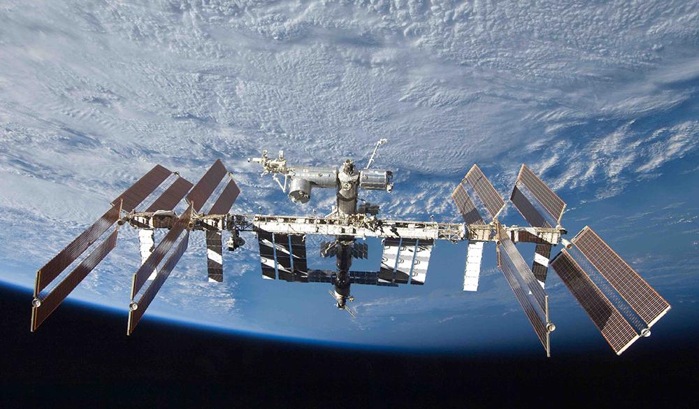 Современное производство на Международной космической станции