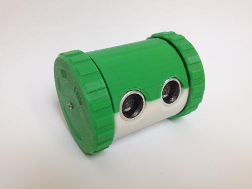 Создан 3D-печатный цилиндрический робот