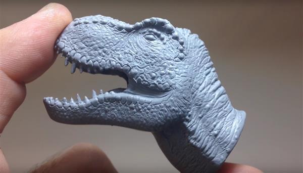 Создан моделируемый материал для 3D-печати