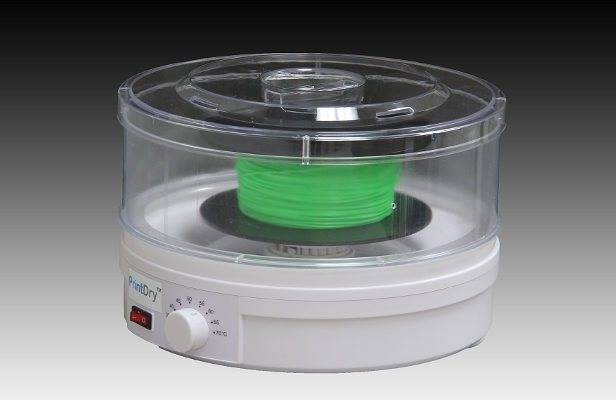 Специалисты разработали устройство для удаления лишней влаги с материалов для 3D-печати