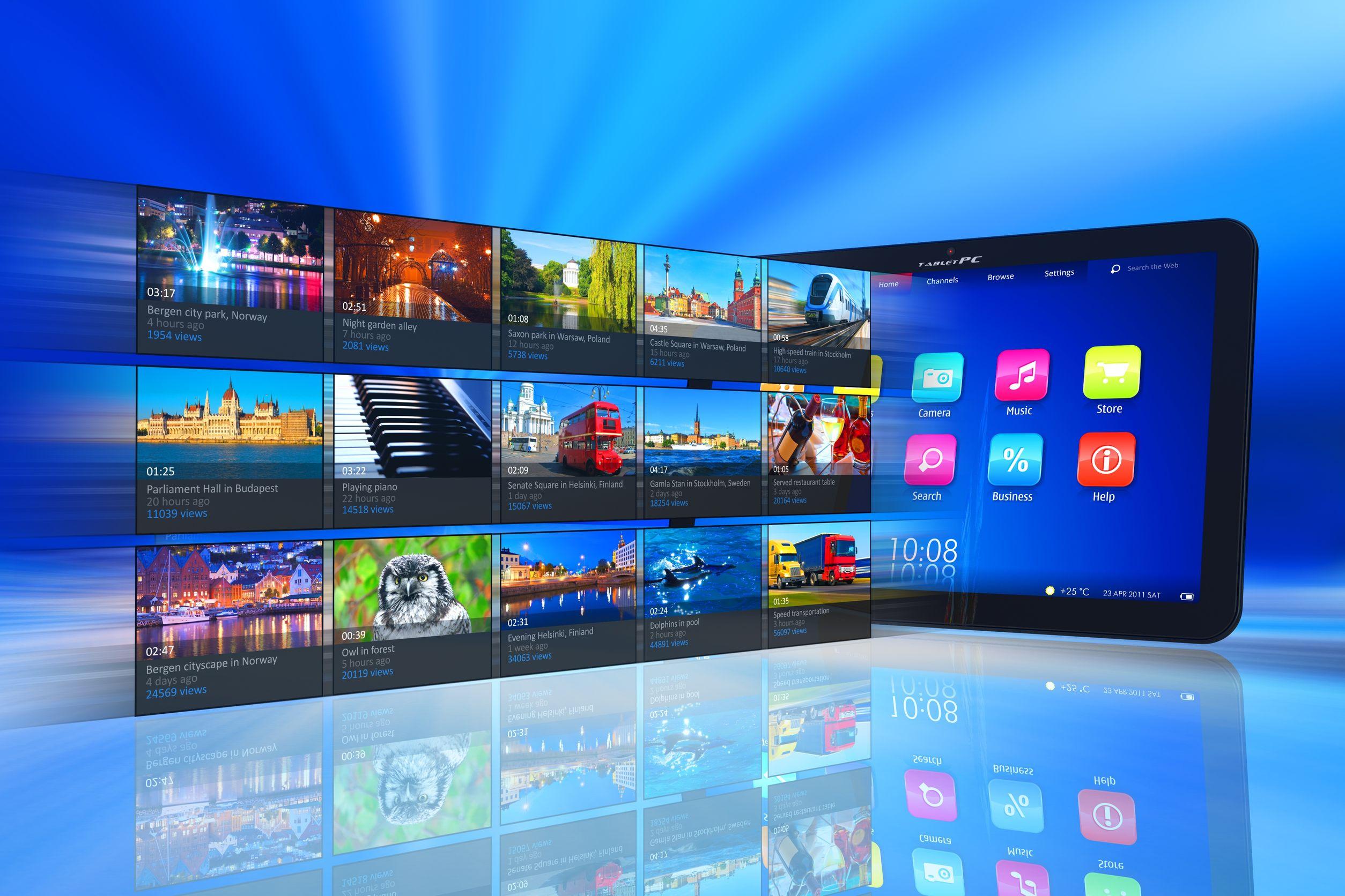 Спрос на платный видеоконтент в Рунете вырос на 20%