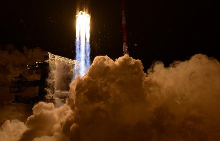 Спутник Космос-2515 на орбите