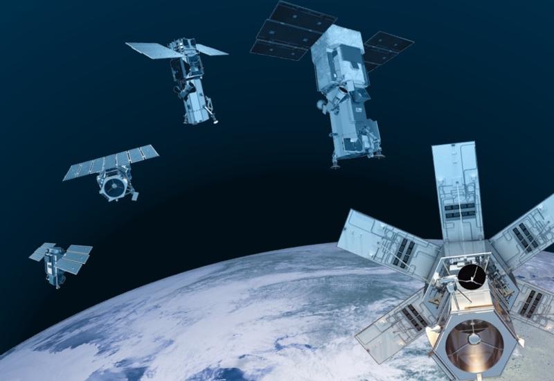 Спутники DigitalGlobe будут наблюдать за происходящим на Земле
