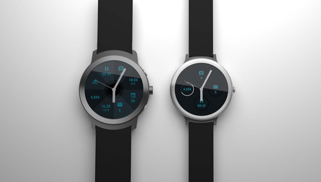 Стало известно, какими будут умные часы от Google
