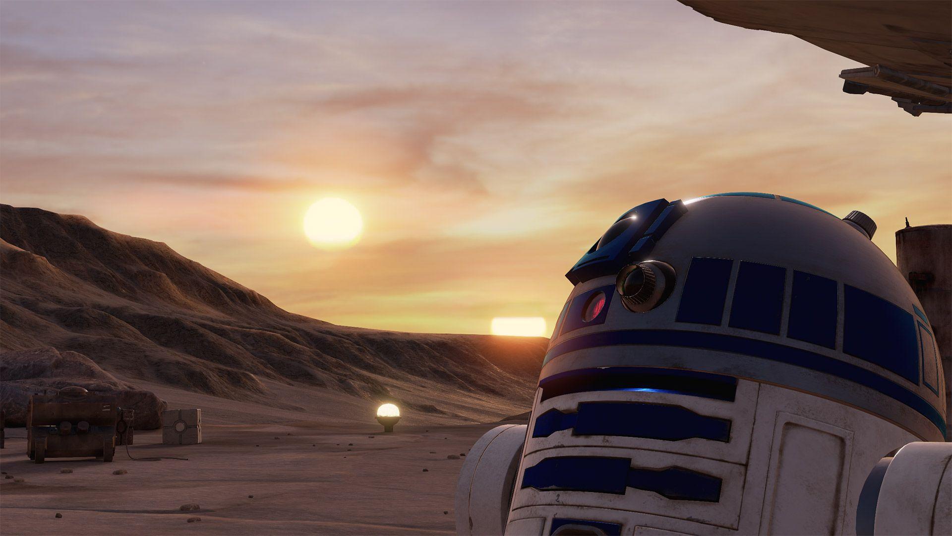Star Wars is exploring virtual reality