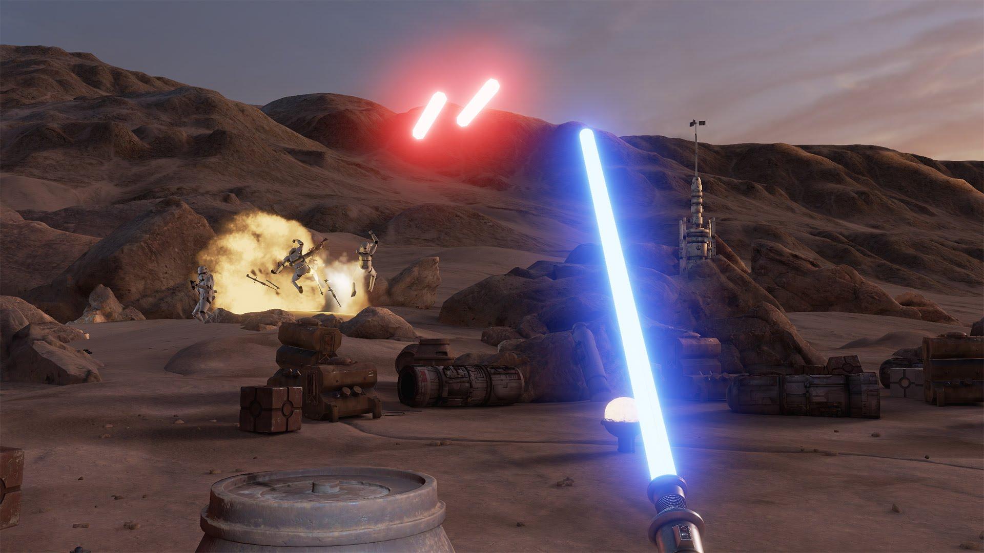 Star Wars осваивает виртуальную реальность