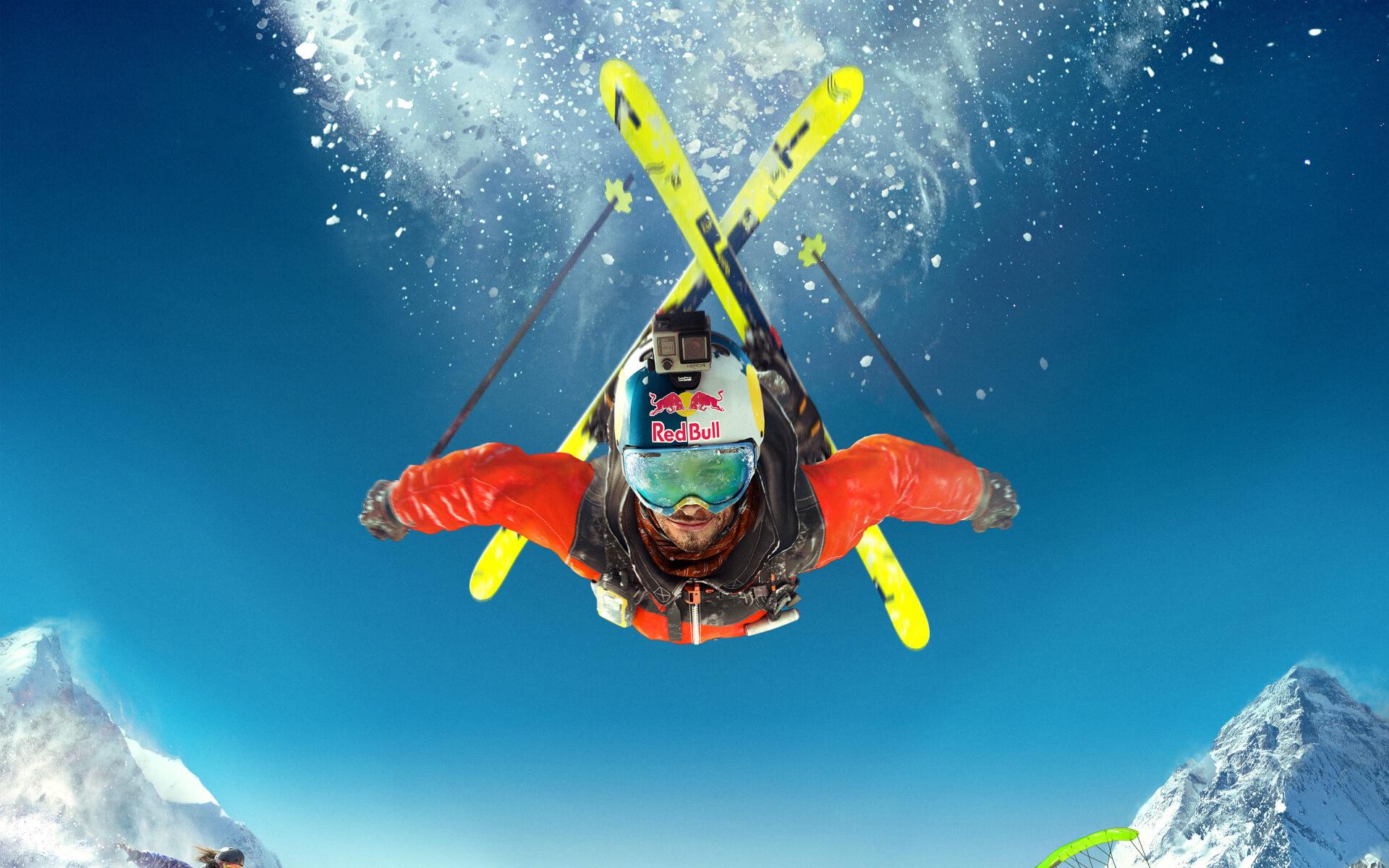 Steep: хочешь покататься на сноуборде в Альпах в костюме единорога?