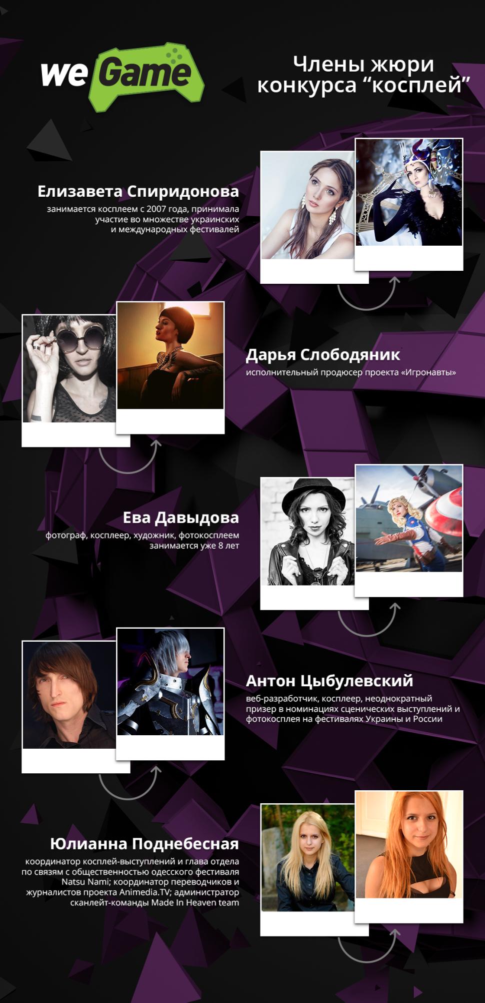 Судьба косплей-шоу – в руках судей WeGame: интервью с членами жюри