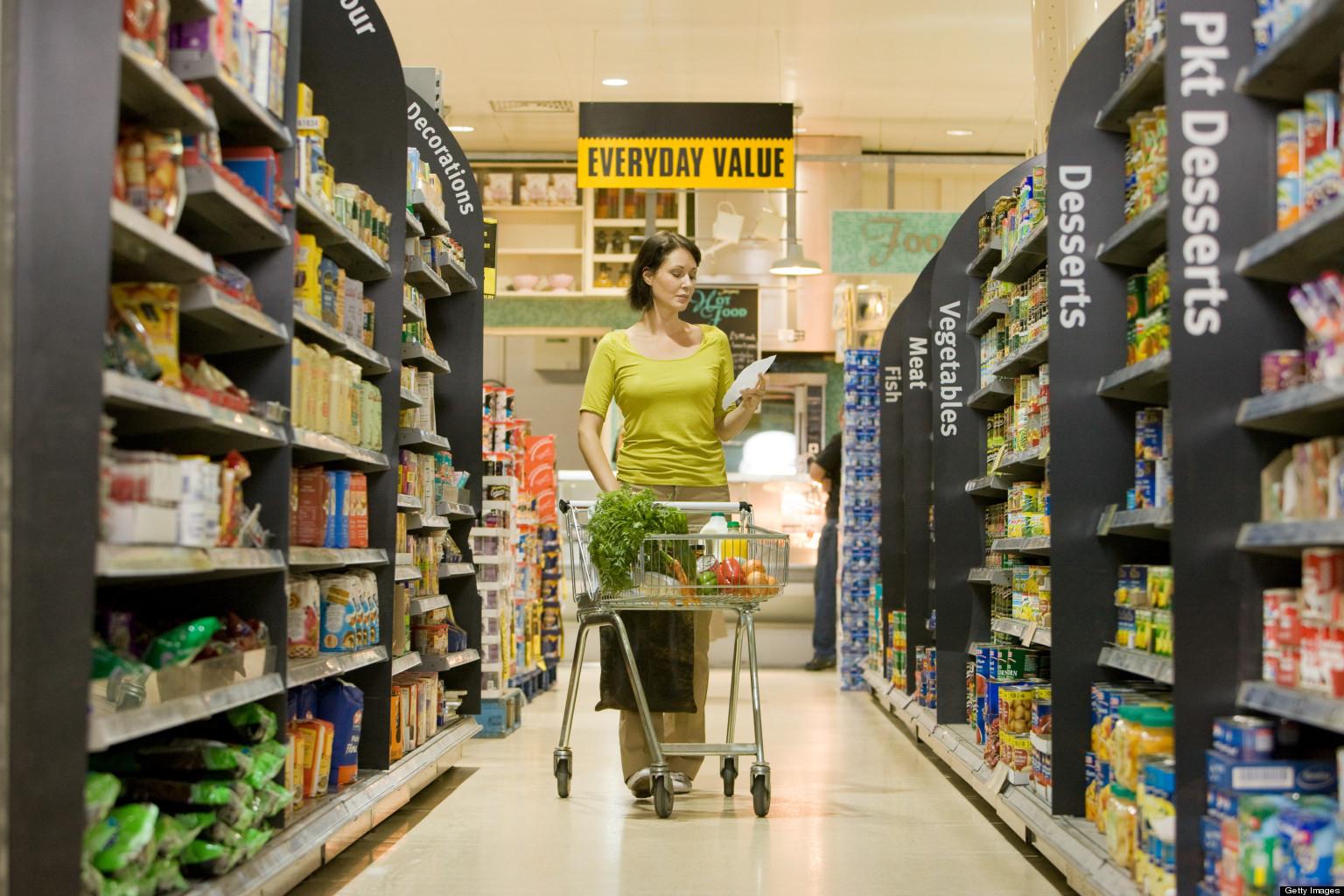Супермаркет нового поколения: никаких касс, очередей и суровых секьюрити