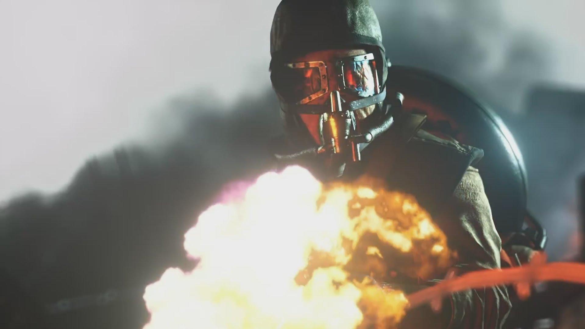 Своя атмосфера в Battlefield I: веселье до безумия