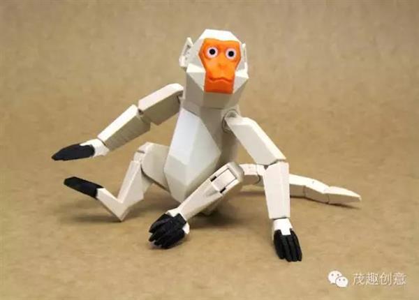 Тайваньский художник напечатал на 3D-принтере игрушечную обезьянку