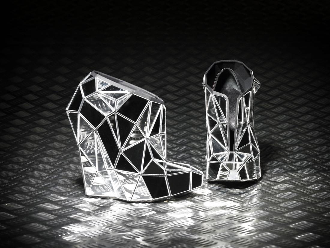 Технологии 3д печати становятся ближе к индустрии моды