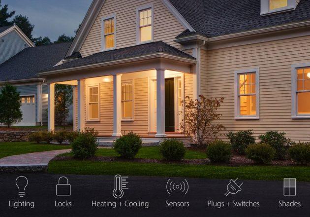 Технологии Apple для умного дома