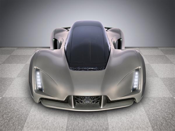 Технология Divergent 3D совершит революцию в области автомобилестроения