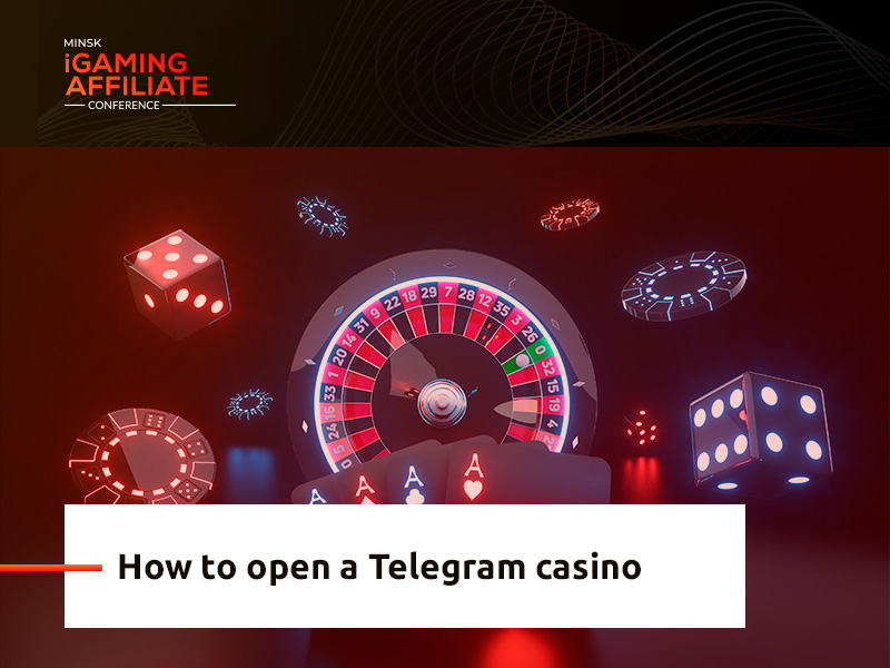Telegram casinos: how to build a gambling platform in the messenger