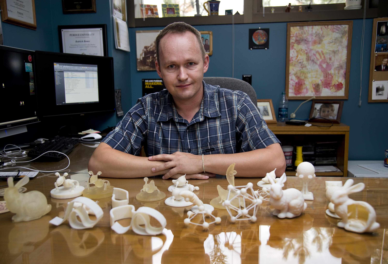 Теперешнее и будущее 3D-печати и сканирования