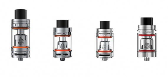 TFV8 X-Baby by SMOKTECH: TFV line continuation