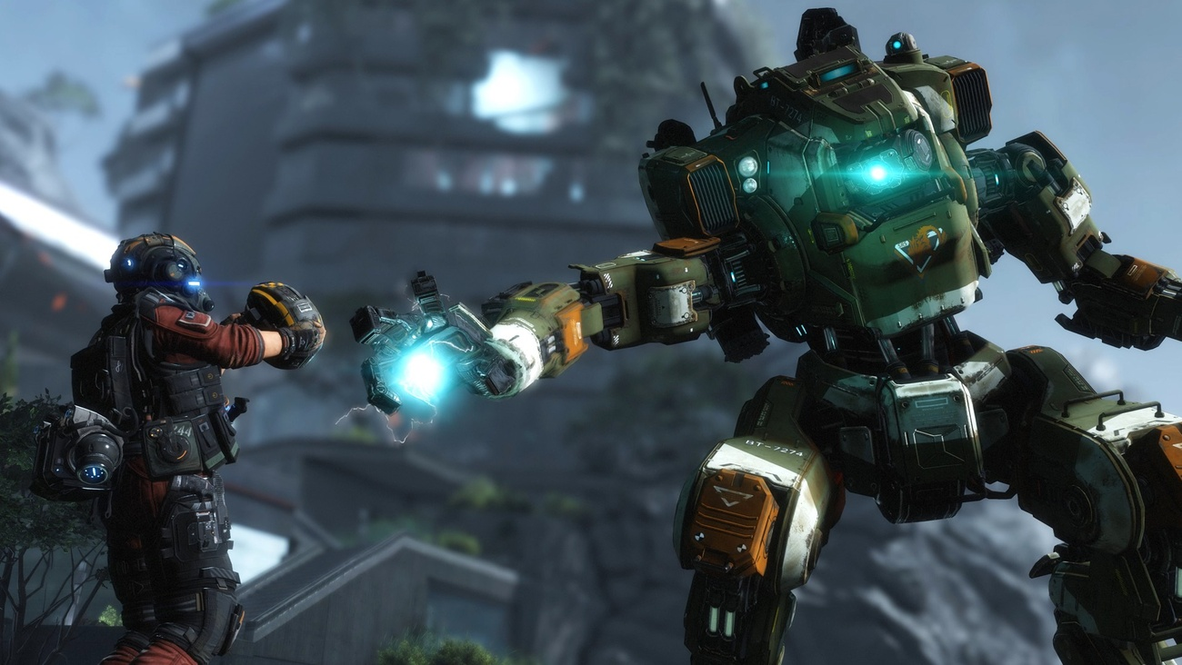 A titanic sequel or an ordinary supplement? Titanfall 2