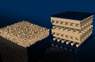 3D-печать делает пеноматериалы более качественными и долговечными