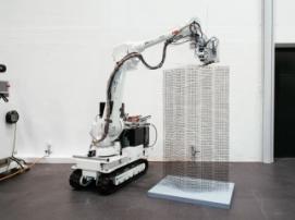 3D-печать металлом сразу на площадке – проект Mesh Mould