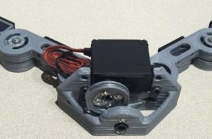3D-печатный механический манипулятор  от OrigiGrip